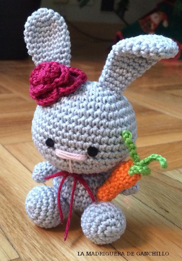 Hermosa Crochet Patrón Conejito Manta Friso - Manta de Tejer Patrón ...